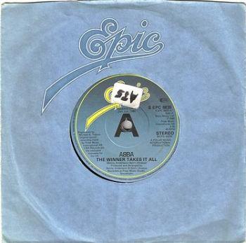 ABBA - THE WINNER TAKES IT ALL - EPIC DJ