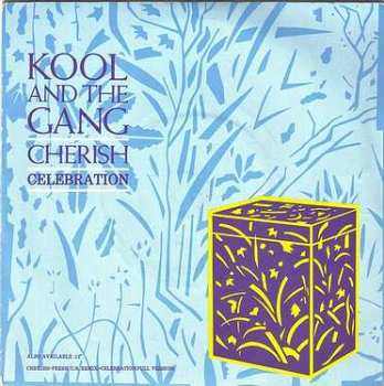 KOOL AND THE GANG - CHERISH - DE-LITE