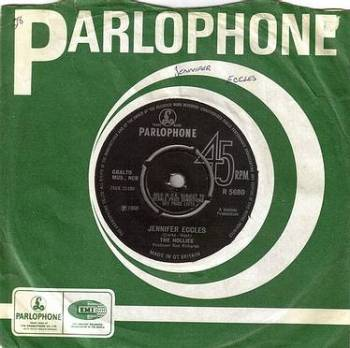 HOLLIES - JENNIFER ECCLES - PARLOPHONE