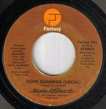 SIDE EFFECT - GOIN' BANANAS - FANTASY