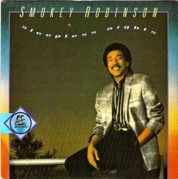 SMOKEY ROBINSON - SLEEPLESS NIGHTS - MOTOWN