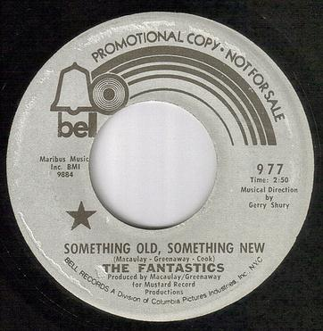 FANTASTICS - SOMETHING OLD SOMETHING NEW - BELL