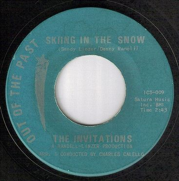 INVITATIONS - SKIING IN THE SNOW - OOTP
