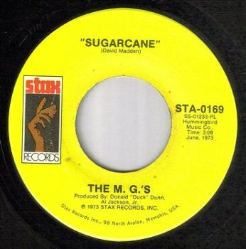 M.G.'S - SUGARCANE - STAX