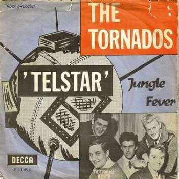 TORNADOS - TELSTAR - DECCA
