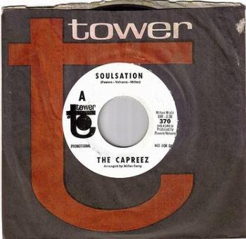 CAPREEZ - SOULSATION - TOWER DJ