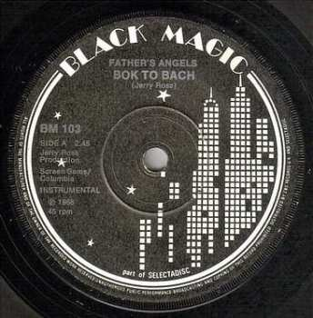 FATHERS ANGELS - BOK TO BACH - BLACK MAGIC