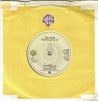 GEORGE BENSON - LOVE BALLAD - WB