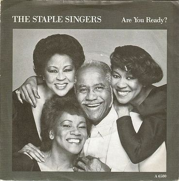 STAPLE SINGERS - ARE YOU READY - EPIC