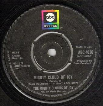 MIGHTY CLOUDS OF JOY - MIGHTY CLOUDS OF JOY - ABC