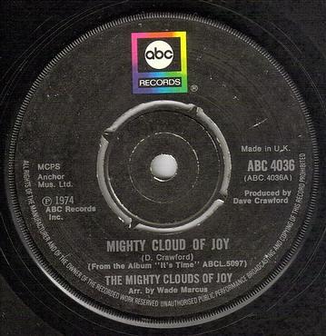 MIGHTY CLOUDS OF JOY - MIGHTY CLOUDS OF JOY - ABC