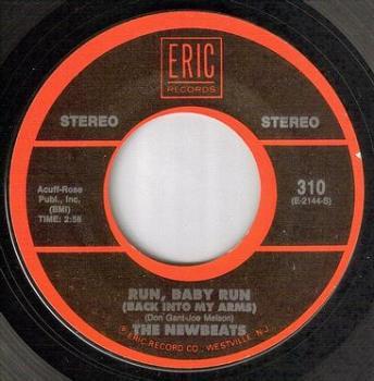 NEWBEATS - RUN BABY RUN - ERIC