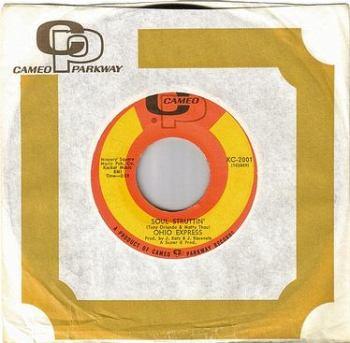 OHIO EXPRESS - SOUL STRUTTIN' - CAMEO PARKWAY