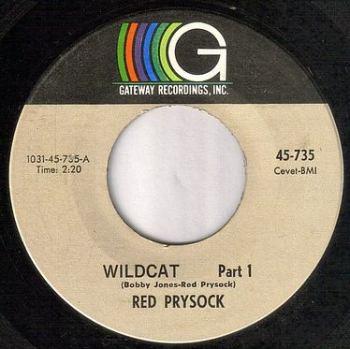 RED PRYSOCK - WILDCAT - GATEWAY
