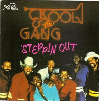 KOOL & THE GANG - STEPPIN' OUT - DE-LITE