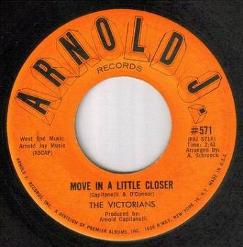 VICTORIANS - MOVE IN A LITTLE CLOSER - ARNOLD