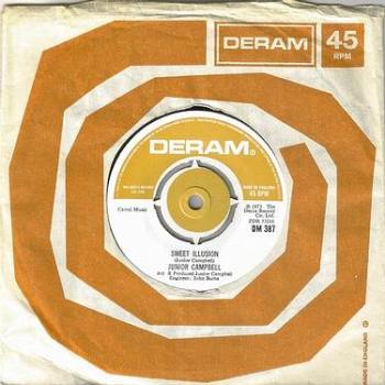 JUNIOR CAMPBELL - SWEET ILLUSION - DERAM