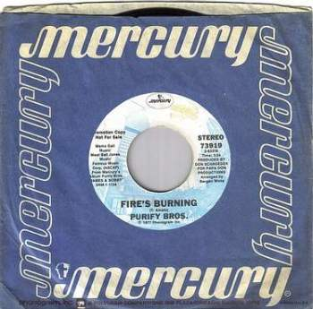 PURIFY BROS - FIRE'S BURNING - MERCURY DJ