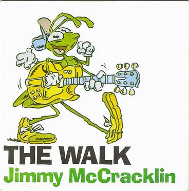 JIMMY McCRACKLIN - THE WALK - CHESS