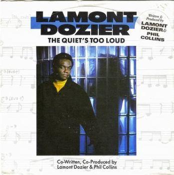LAMONT DOZIER - THE QUIET'S TOO LOUD - ATLANTIC