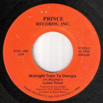 JOYDAN PRINCE - MIDNIGHT TRAIN TO GEORGIA - PRINCE