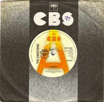 EMOTIONS - FLOWERS - CBS DJ