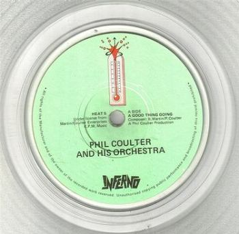 PHIL COULTER - A GOOD THING GOING - INFERNO