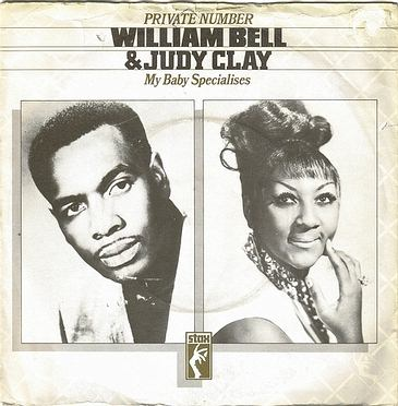 WILLIAM BELL & JUDY CLAY - PRIVATE NUMBER - STAX