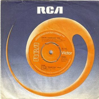 "EVELYN ""CHAMPAGNE"" KING - SHAME - RCA"