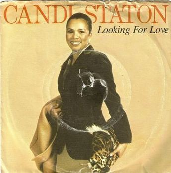 CANDI STATON - LOOKING FOR LOVE - WB