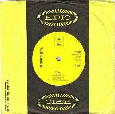 BIDDU ORCHESTRA - EXODUS - EPIC