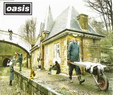 OASIS - SOME MIGHT SAY - CREATION