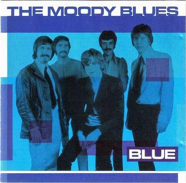 MOODY BLUES - BLUE - PICKWICK
