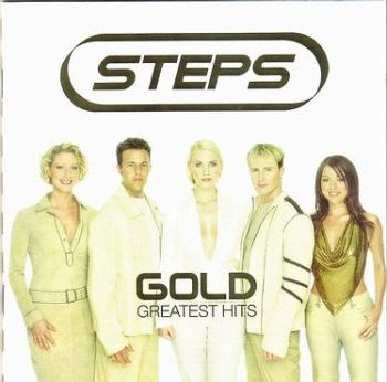 STEPS - GOLD GREATEST HITS - ZOMBA