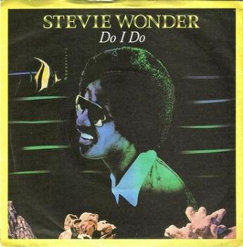 STEVIE WONDER - DO I DO - TMG 1269