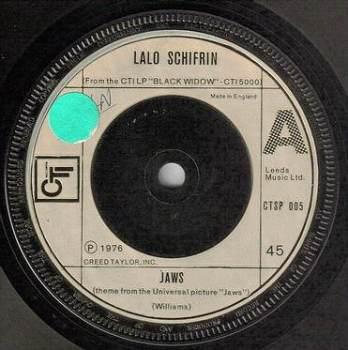 LALO SCHIFRIN - JAWS - CTI