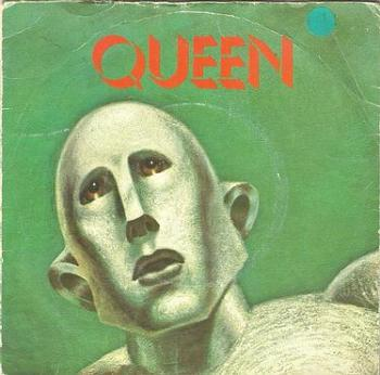 QUEEN - WE ARE THE CHAMPIONS - EMI
