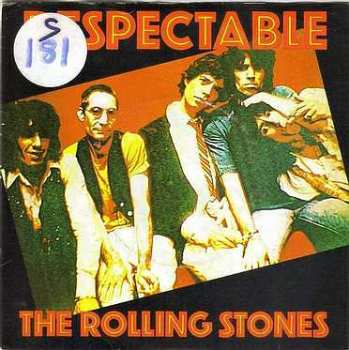ROLLING STONES - RESPECTABLE - EMI