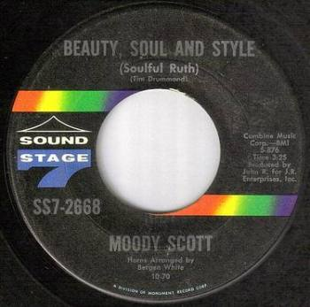 MOODY SCOTT - BEAUTY, SOUL AND STYLE - SS7