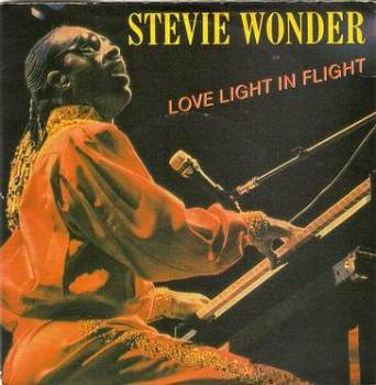 STEVIE WONDER - LOVE LIGHT IN FLIGHT - TMG 1364