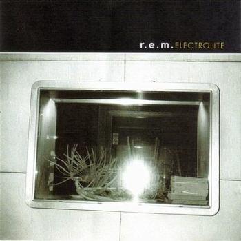 R.E.M. - ELECTROLITE - WB