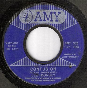 LEE DORSEY - CONFUSION - AMY
