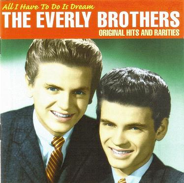 EVERLY BROTHERS - ALL I HAVE TO DO IS DREAM - CARLTON
