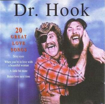 DR. HOOK - 20 GREAT LOVE SONGS - DISKY