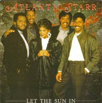ATLANTIC STARR - LET THE SUN IN - WB DJ