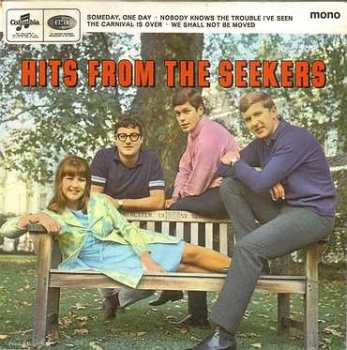 SEEKERS - HITS FROM THE SEEKERS - COLUMBIA