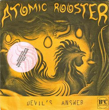 ATOMIC ROOSTER - DEVIL'S ANSWER - B&C