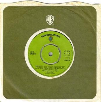 JOHN BALDRY - IKO IKO - WB