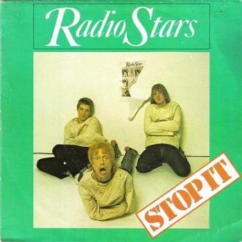 RADIO STARS - STOP IT - CHISWICK