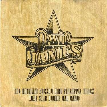 DAVID JAMES - THE ORIGINAL CUCKOO BIRD PINEAPPLE TRUCK - TOWERBELL